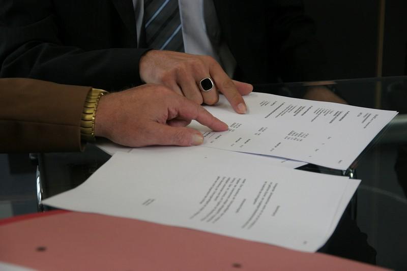 Empresa faz declaração de imposto de renda